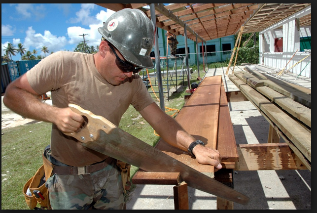 En ordentlig tømrer i Fredericia