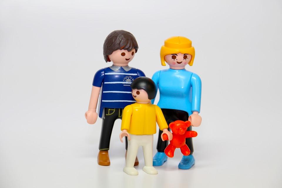 Playmobil er både virkelighed og fantasi