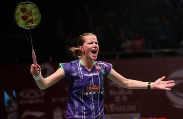 Flere badmintonketchere at vælge i mellem