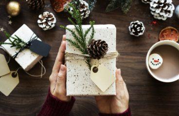 Julegaver fra firma til kunder og leverandører