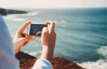 Se Århus klart på din IPhone 7 skærm